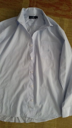 camisa brooksfield infantil original