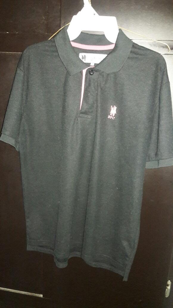 c04351716e02a Camisa Bucklingham -polo Club Color Negra Talla Gl -   100.00 en ...