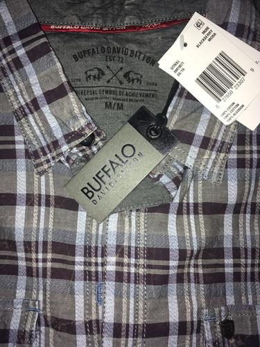 camisa buffalo david bitton!!!
