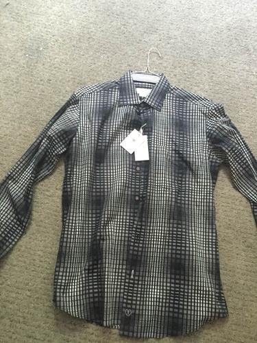 camisa bugatchi uomo