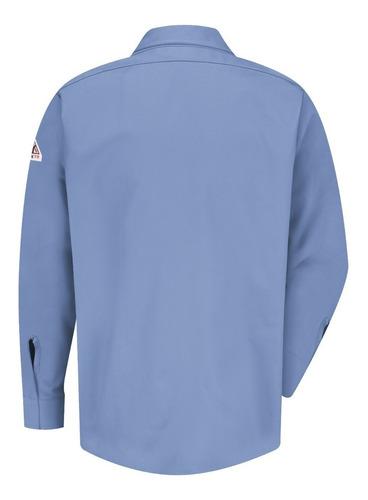 camisa bulwark excel fr® resistentes al fuego