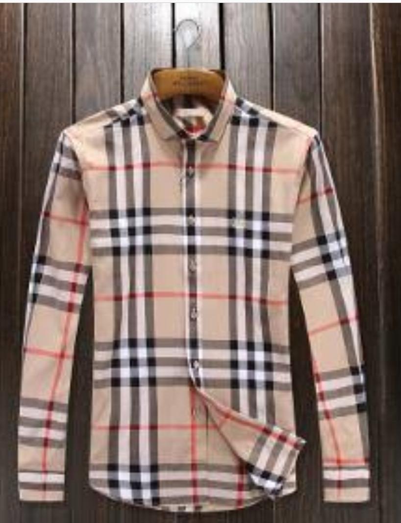 e2aac856548 Camisa Burberry Caballero -   490.00 en Mercado Libre