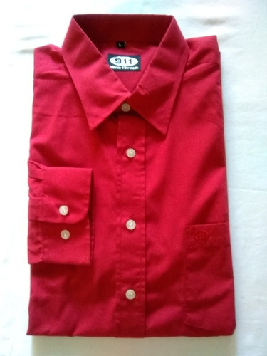 camisa caballero marca 911nine eleven import