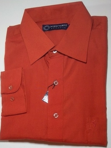camisa caballero marca jaques valmont  import