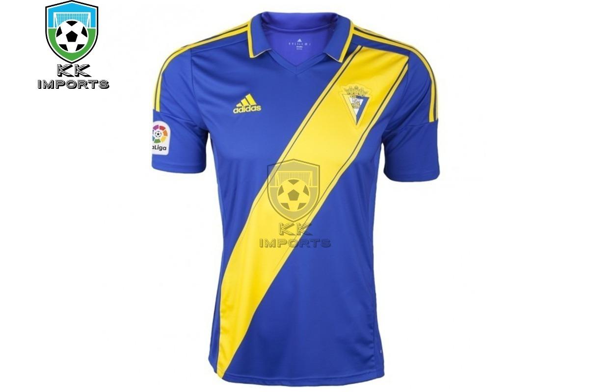 3e3e83ef4a530 camisa cádiz 2017 2018 uniforme 2 sob encomenda. Carregando zoom.