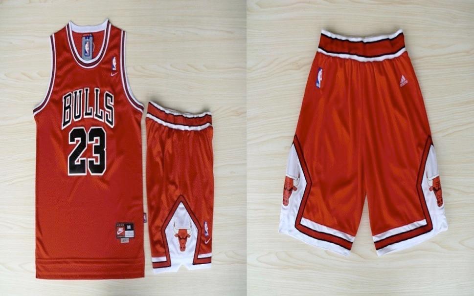 Camisa + Calção Chicago Bulls Importado - Frete Grátis - R  179 baa1ae275d092