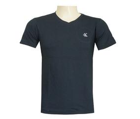 0a54338965 Camisa Gola V Calvin Klein - Calçados