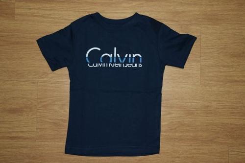 camisa calvin klein infantil