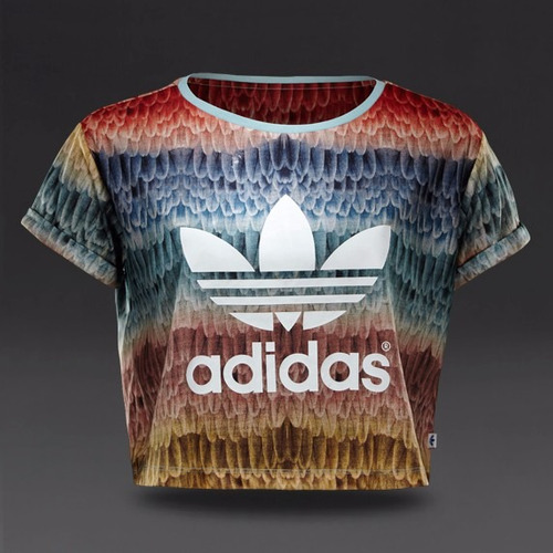 camisa camiseta adidas originals menire cr tee