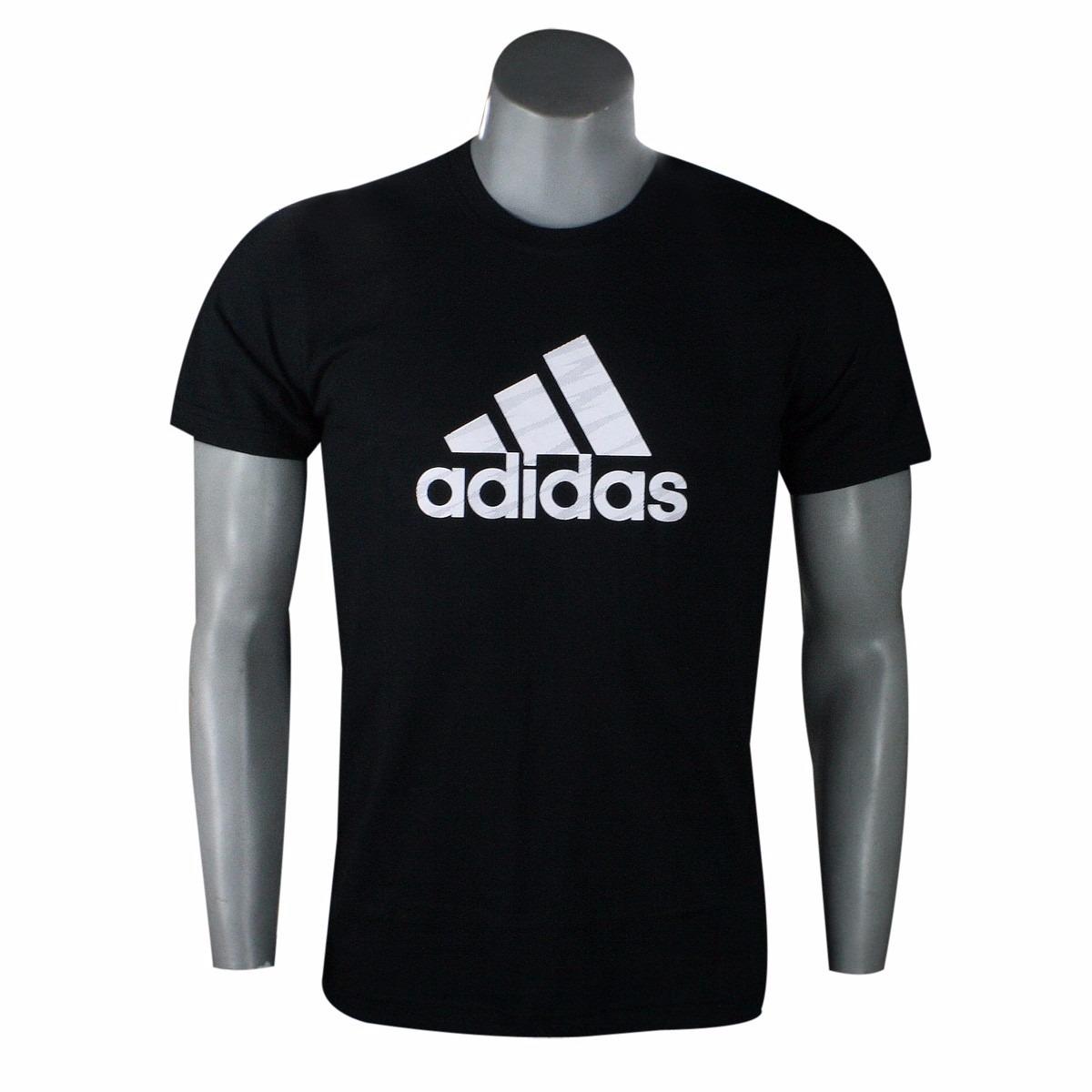 c40d47b25db51 camisa camiseta adidas personalizada promoção algodão. Carregando zoom.