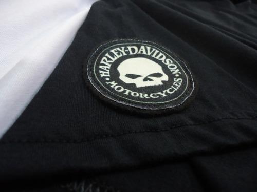 camisa camiseta blusa harley davidson manuscript