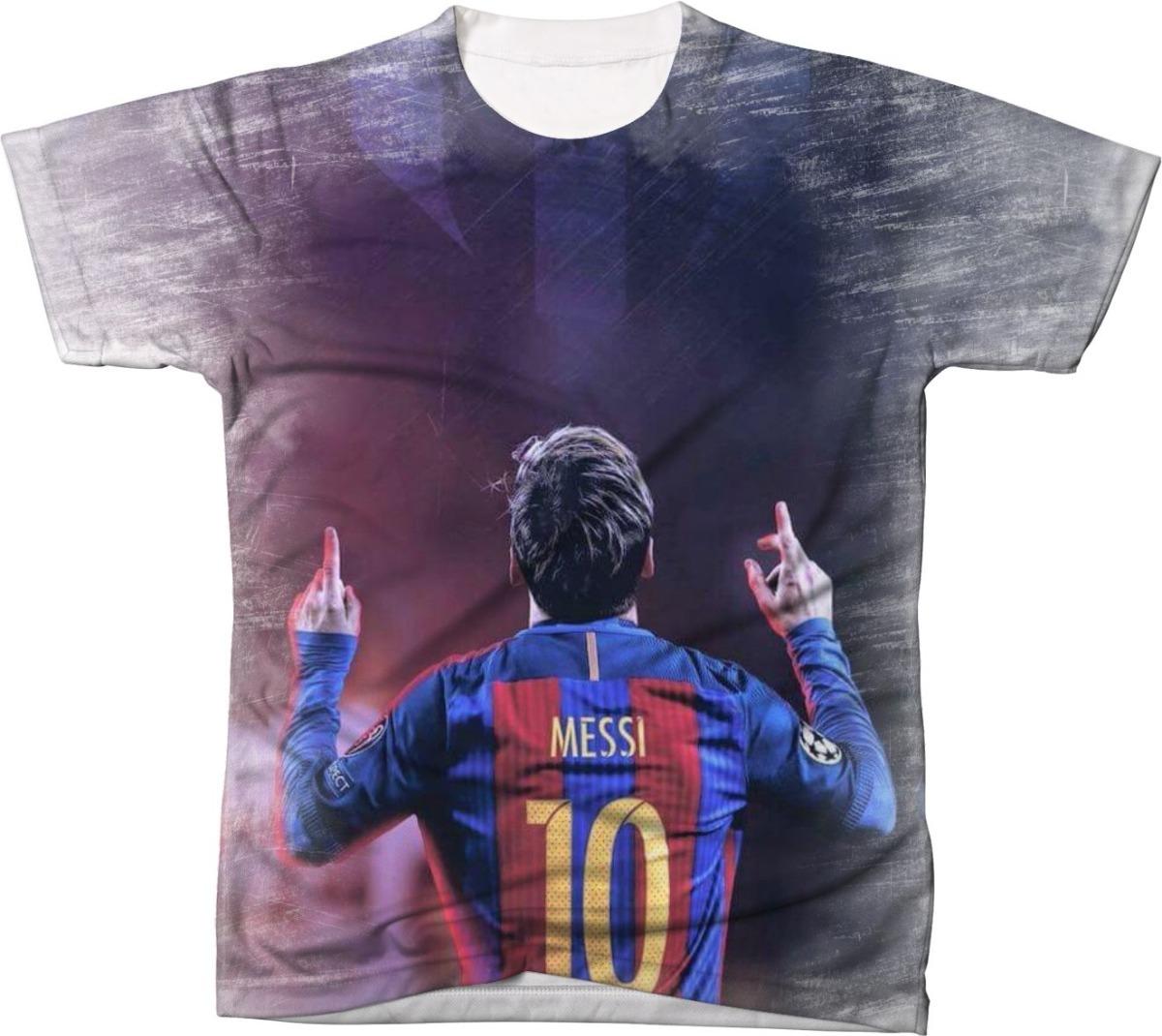 ef988fbae7 camisa camiseta blusa jogador lionel messi c10. Carregando zoom.