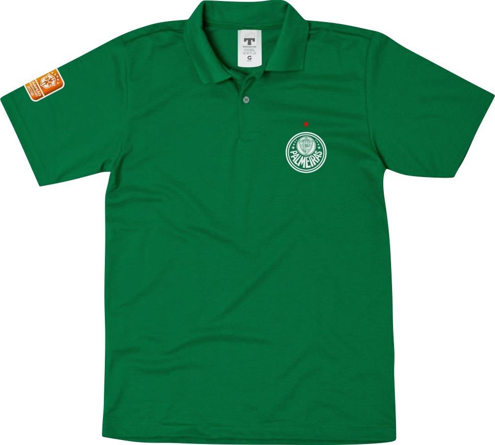 538dd417f9 Camisa Camiseta Blusa Polo Personalizada Palmeiras Com Nome - R  69 ...