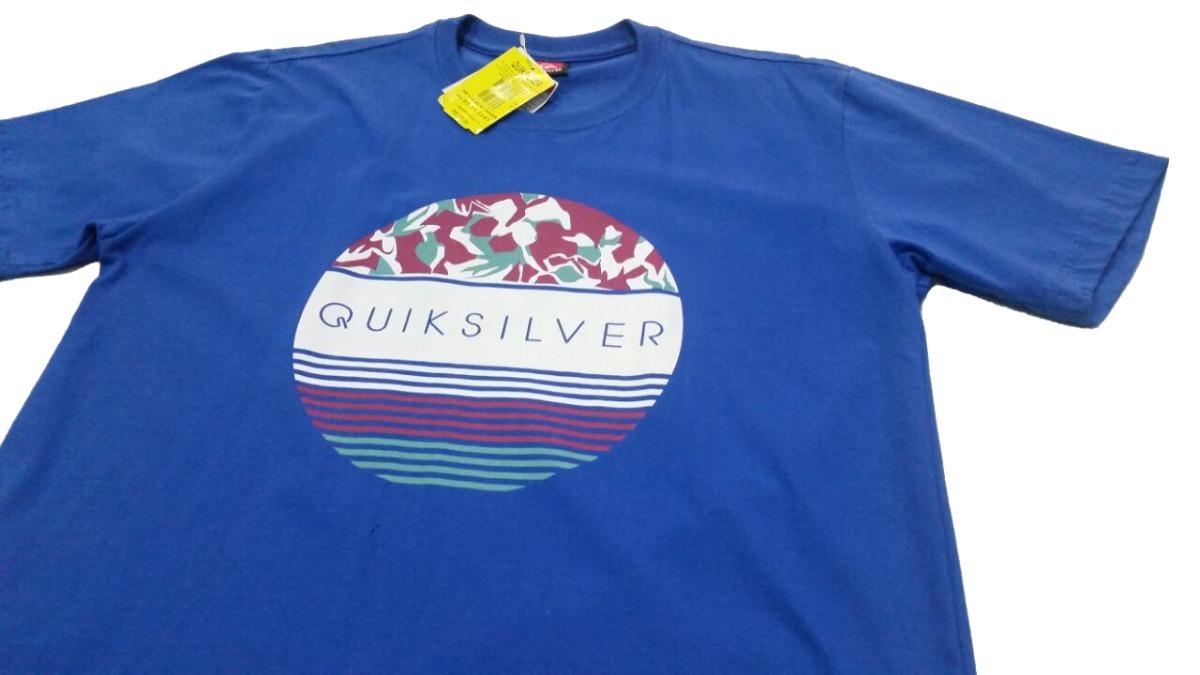 Camisa Camiseta Blusa Quiksilver Tam P Barato  20p - R  29,99 em ... fdddbece6a