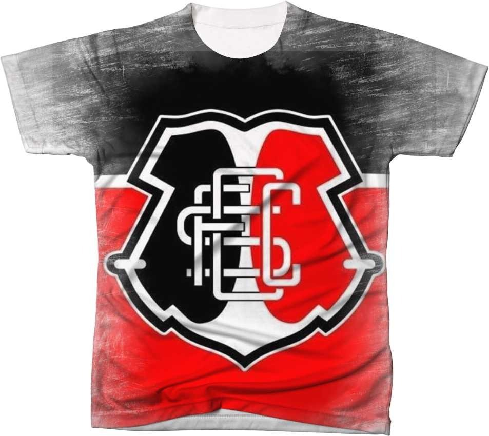 camisa camiseta blusa time futebol bola clube santa cruz 2. Carregando zoom. 7aa93c34ffa46