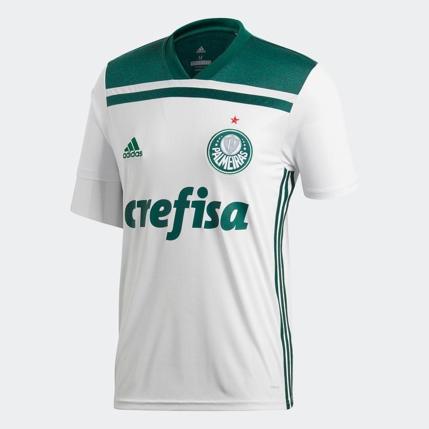 Camisa Camiseta Blusa Time Futebol Palmeiras Adulto 2018 - R  151 634d8796427a4