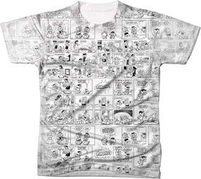 fdaf2a2393 Camisa De Quadrinhos - Calçados, Roupas e Bolsas com o Melhores Preços no  Mercado Livre Brasil
