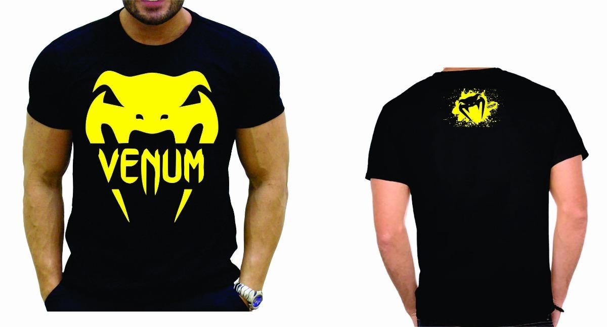 ed2daed6903512 Camisa Camiseta Blusa Ufc Tapout Venum Mma Atacado Varejo