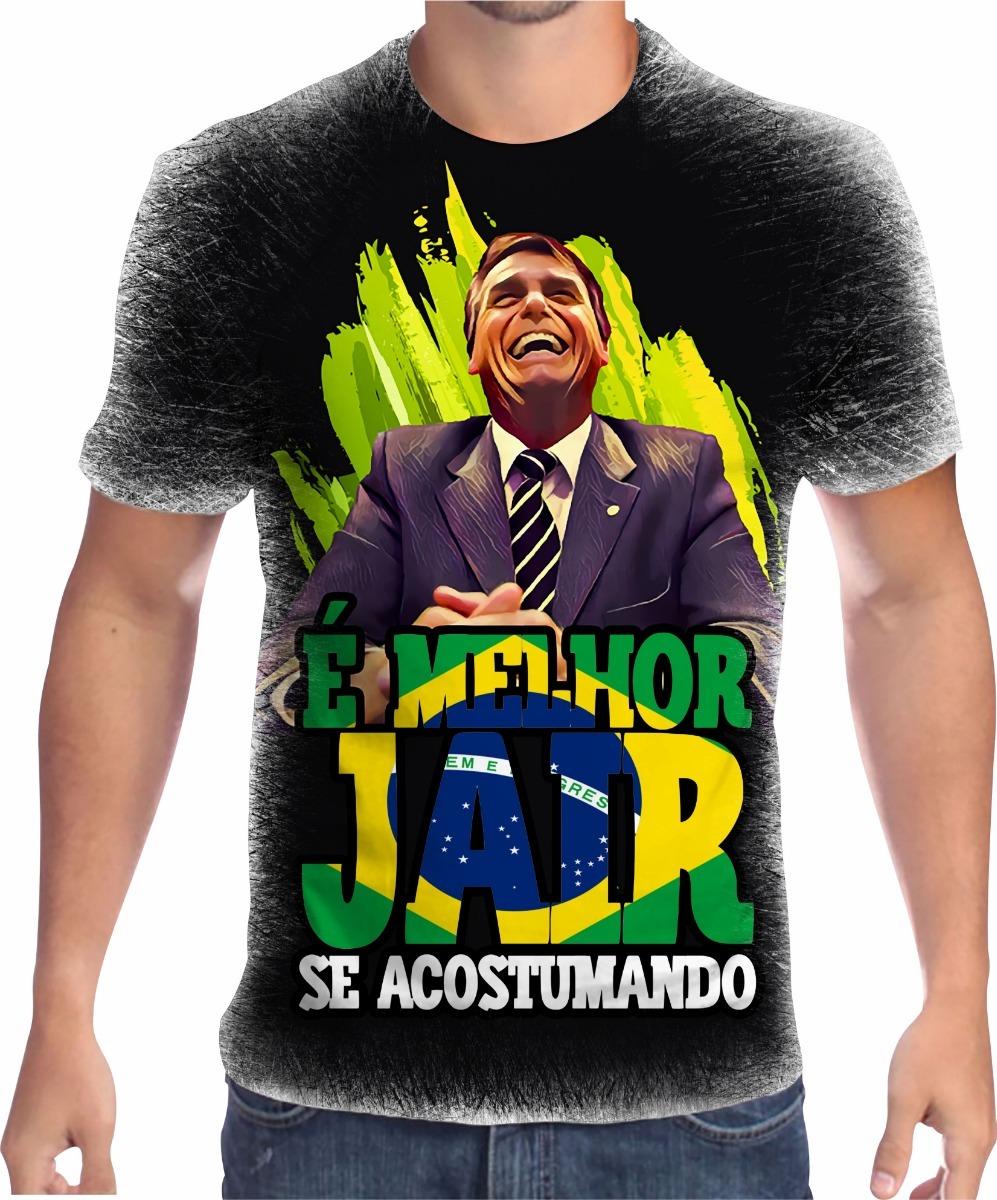 camisa camiseta bolsonaro bolsomito1  mito. Carregando zoom. 765bca99bbbbf