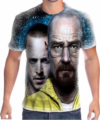 camisa camiseta breaking bad jesse pinkman walter white