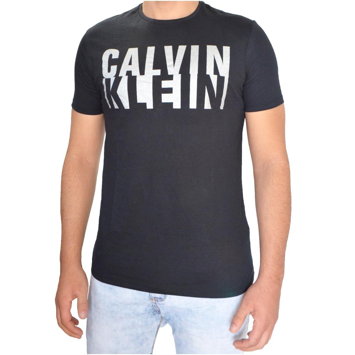 857e915c0d83c camisa camiseta calvin klein masculina slim fit preta ckj. Carregando zoom.