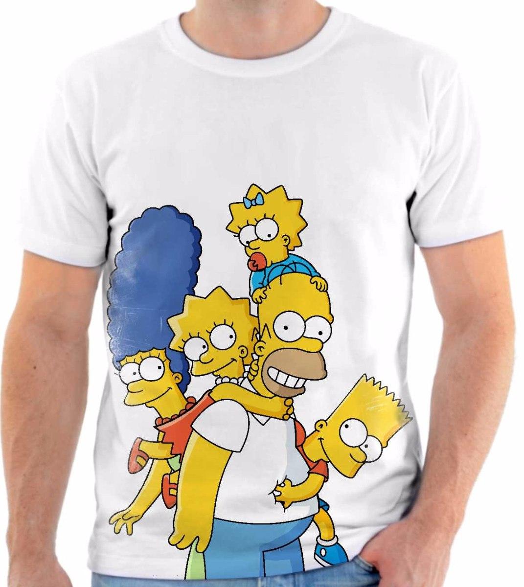 Os Simpsons E Desenhos T
