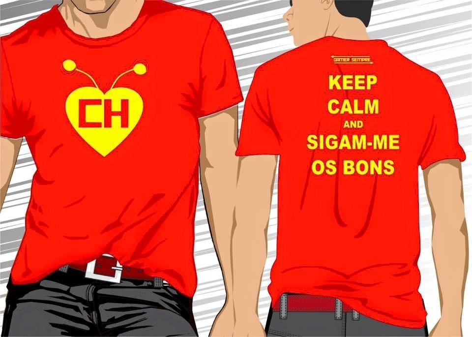 7eda6b1d8 Camisa Camiseta Chapolin Colorado  frete Grátis  - R  79
