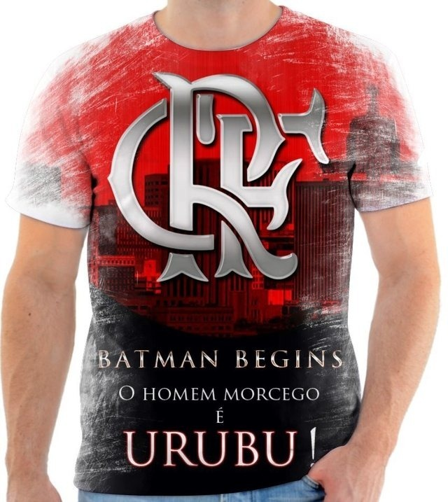6ee6746f30 Camisa Camiseta Clube De Regatas Do Flamengo Time Futebol 12 - R  50 ...