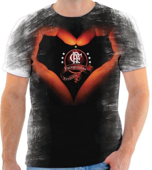 a0a8d5911d Camisa Camiseta Clube De Regatas Do Flamengo Time Futebol 5 - R  50 ...