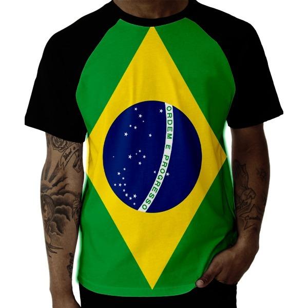b0e6ff8096cbb Camisa Camiseta Copa Do Mundo Russia 2018 Todos As Seleções - R  120 ...