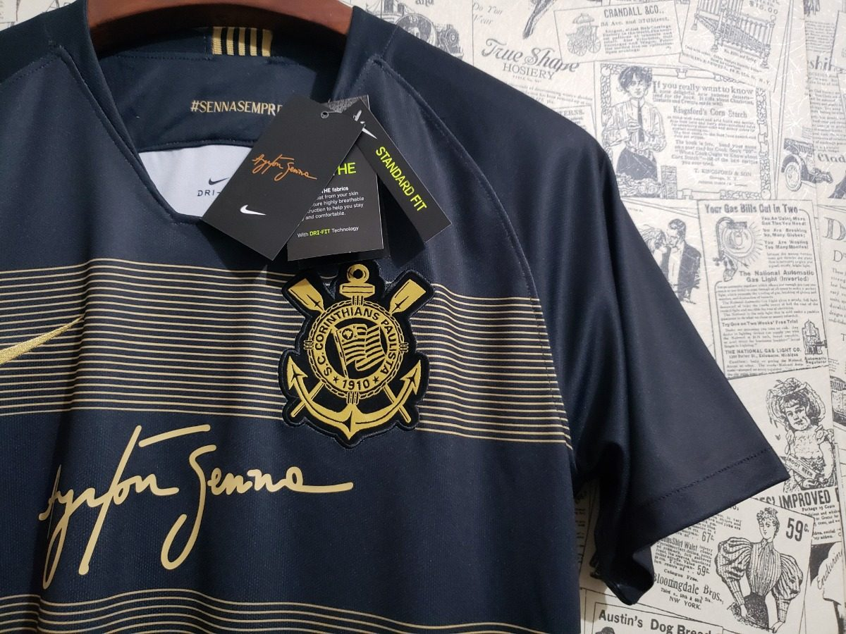 camisa camiseta corinthians 2018 edição especial oferta. Carregando zoom. 08883cd915d05