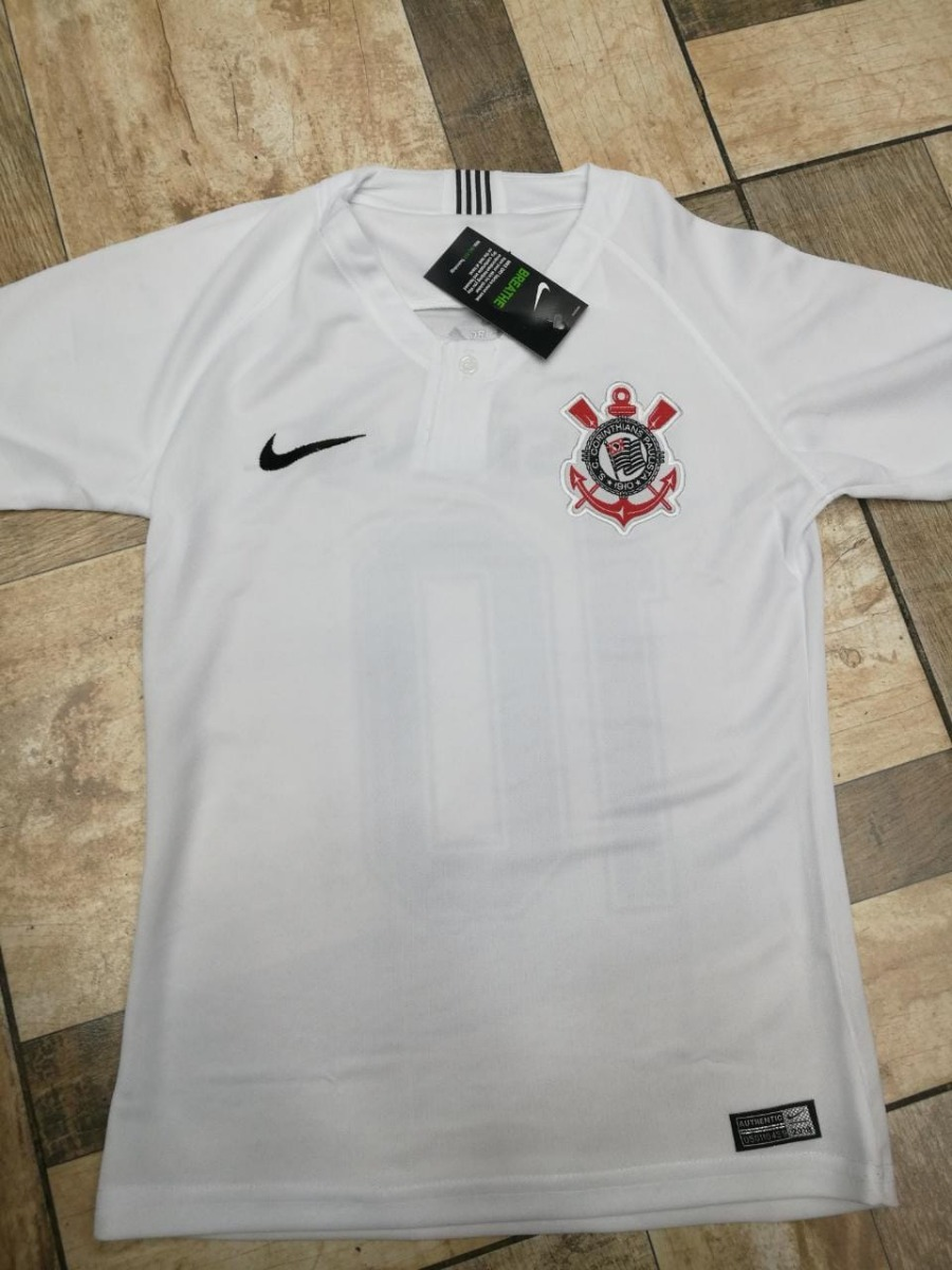 camisa camiseta corinthians jogo treino 2018 kalunga. Carregando zoom. 51ef6bc9d2fe5