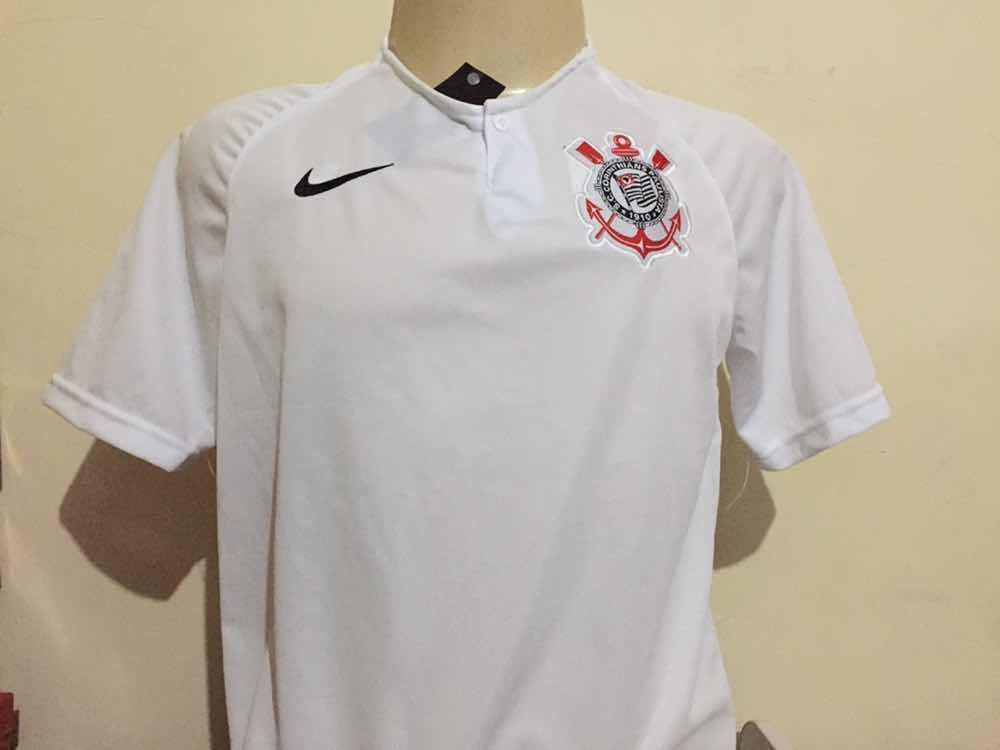 ab8756681f camisa camiseta corinthians timão away 2018 frete gratis. Carregando zoom.