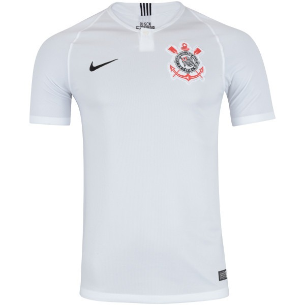 1d3df17251 Camisa Camiseta Corinthians Timão Away 2018 Frete Gratis - R  70