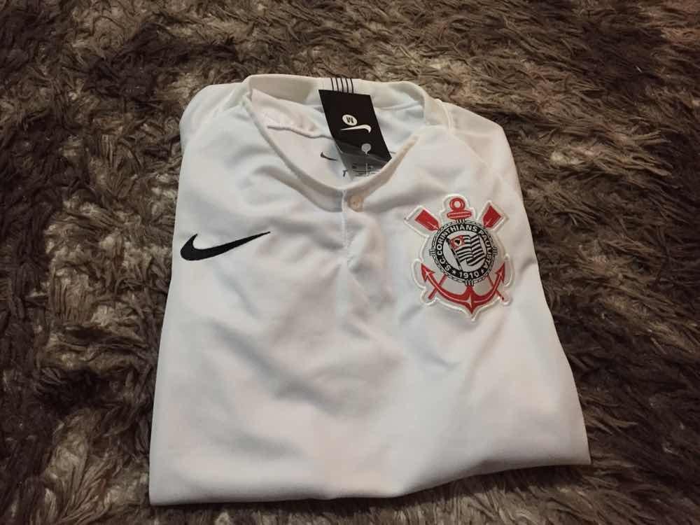 ca653c800 camisa camiseta corinthians timão away 2018 frete gratis. Carregando zoom.