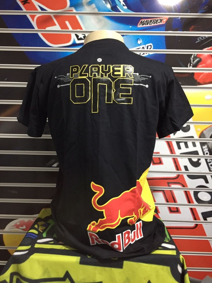 camisa camiseta corrida f1 red bull motogp powered. Carregando zoom. 7cc127d4baa