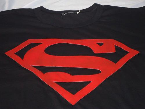 camisa camiseta customizada super boy super man young