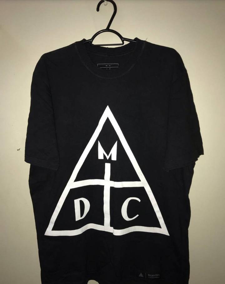 Camisa Camiseta Damassaclan Dmc Original (g) - R  59 9df239e7f5c