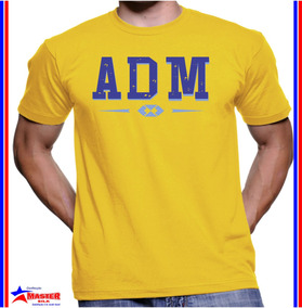 85eaf9ac2a Camisa Com O Símbolo De Administração no Mercado Livre Brasil