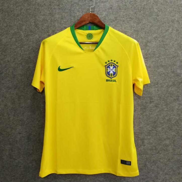e007b1c74e2f5 Camisa Camiseta De Treino Brasil Seleção Brasileira Nova - R  120