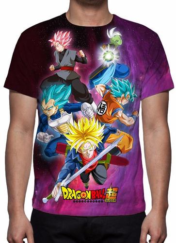 camisa, camiseta dragon ball super mod 02 -  frete grátis