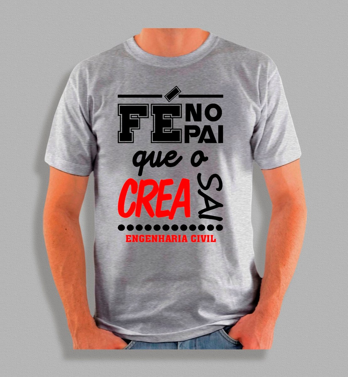 Camisa Camiseta Engenharia Civil Masculina R 4190 Em Mercado Livre