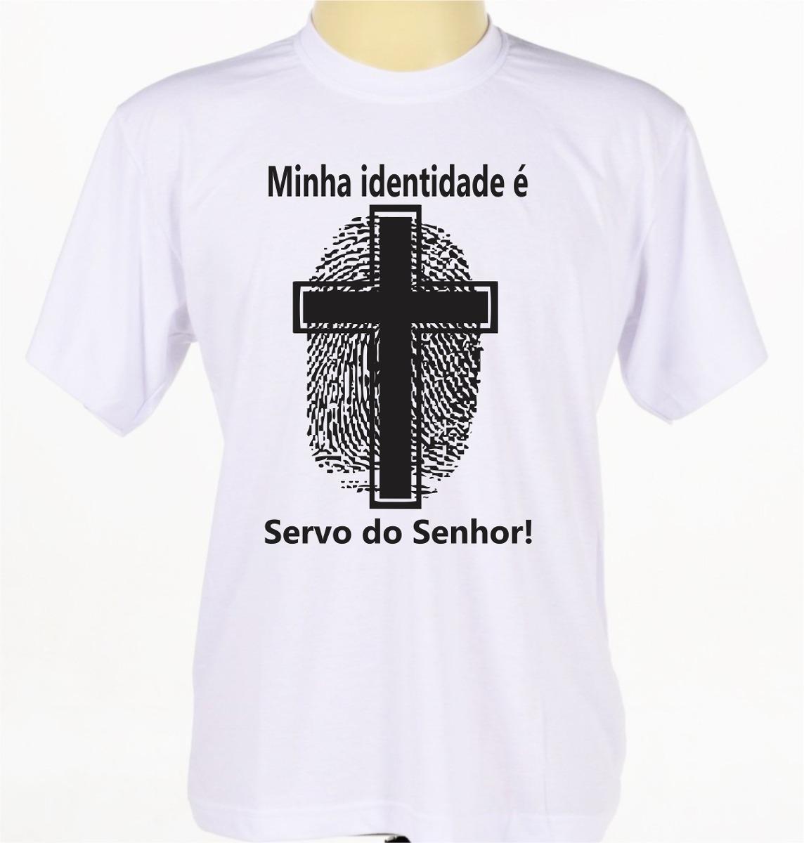 camisa camiseta estampada gospel cristã jesus frases oração. Carregando  zoom. 92009b47f27ed