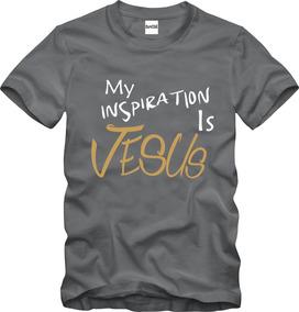 c2896c4384 Camisetas Gospel Evangelicas - Calçados