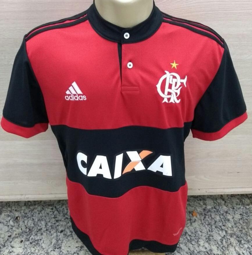 186550d338c49 camisa camiseta flamengo jogo treino 2018 uniforme. Carregando zoom.