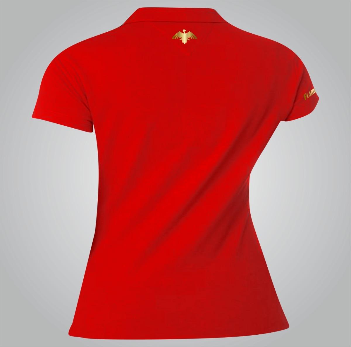 camisa camiseta flamengo polo torcedor premium dourado. Carregando zoom. ed50ec3ca0e62