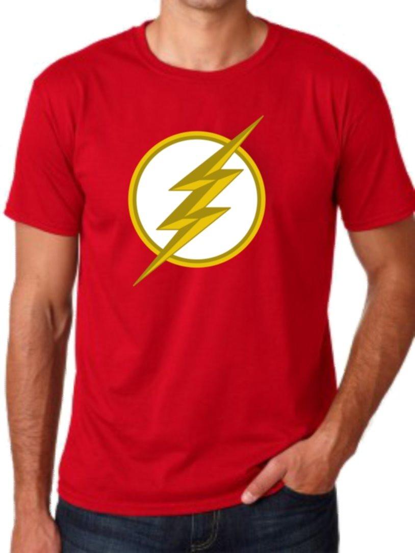 a7e34c9003 Camisa, Camiseta Flash E Flash Reverso Gibi - R$ 120,99 em Mercado Livre