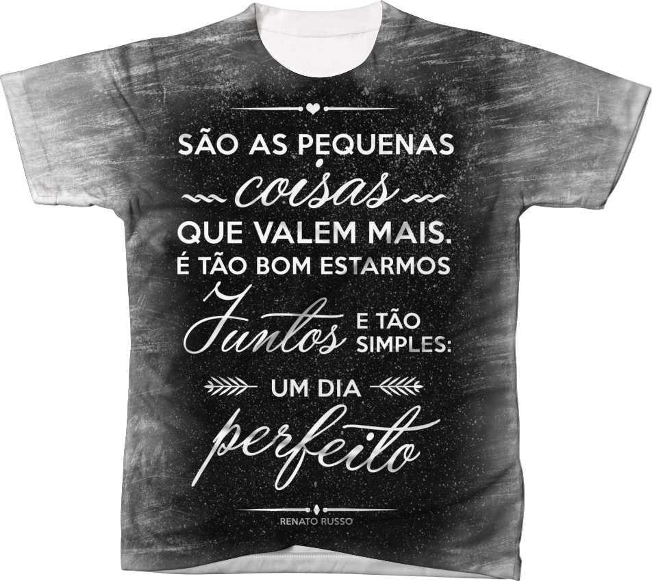 Camisa Camiseta Frase Renato Russo Legião Urbana 2 R 4190 Em