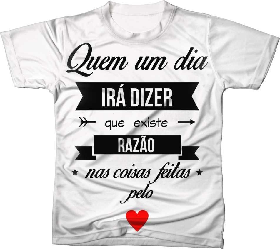 Camisa Camiseta Frase Renato Russo Legião Urbana 4