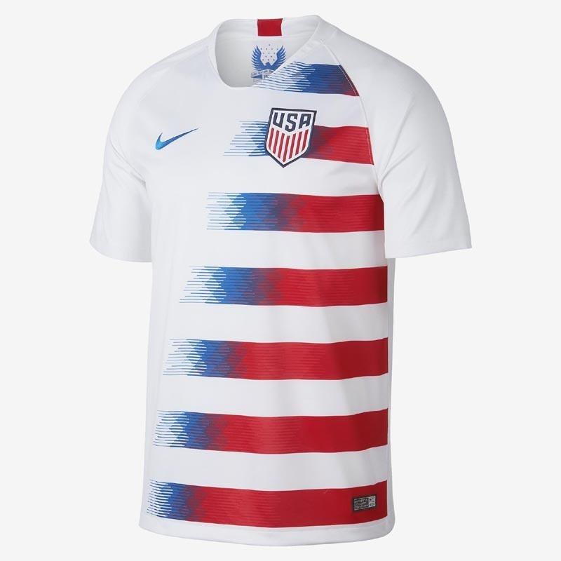 camisa camiseta futebol seleção estados unidos americana. Carregando zoom. 04f588829c6ac